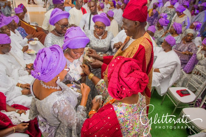 Nigerian wedding traditions