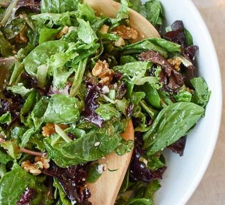 My Go-To Celebration Salad Recipe