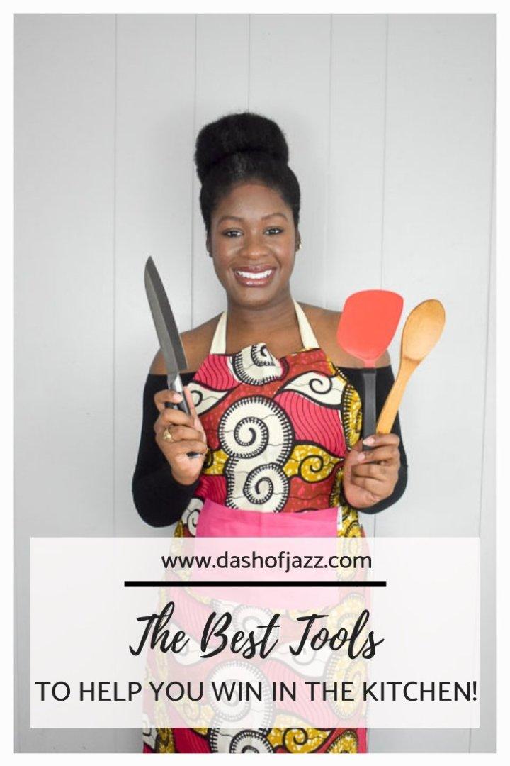 Dash of Jazz Major Key Kitchen Tools