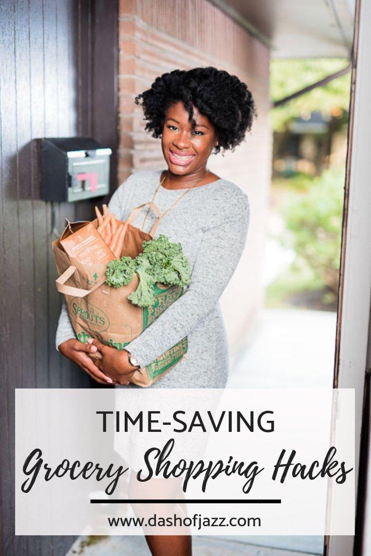 Time-Saving Grocery Shopping Hacks