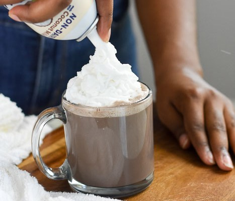 How to Make Creamy Dairy-Free Hot Cocoa