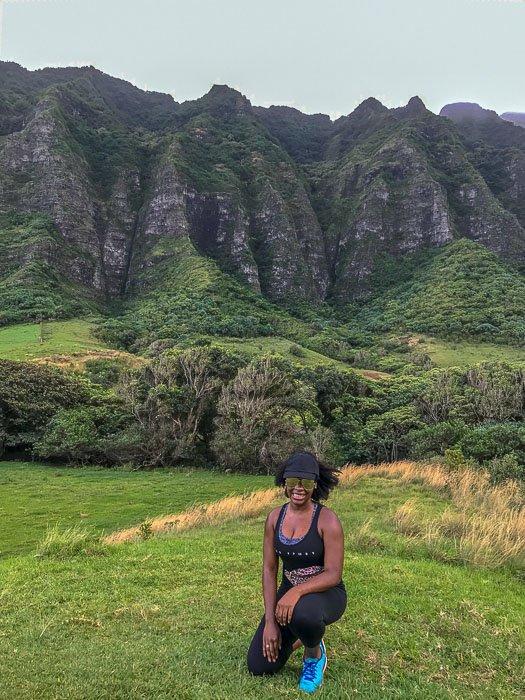 Dash of Jazz at Kualoa Ranch Oahu Hawaii