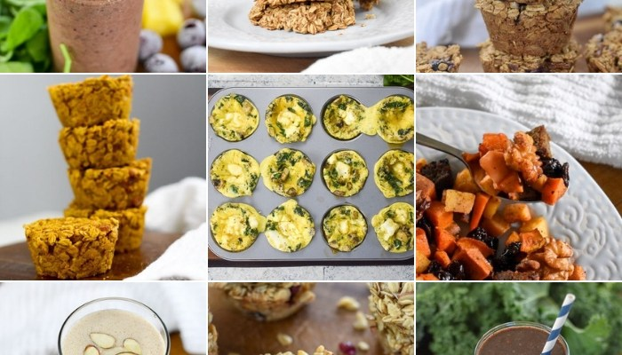 15 Healthy Breakfast Ideas You Can Take to Work