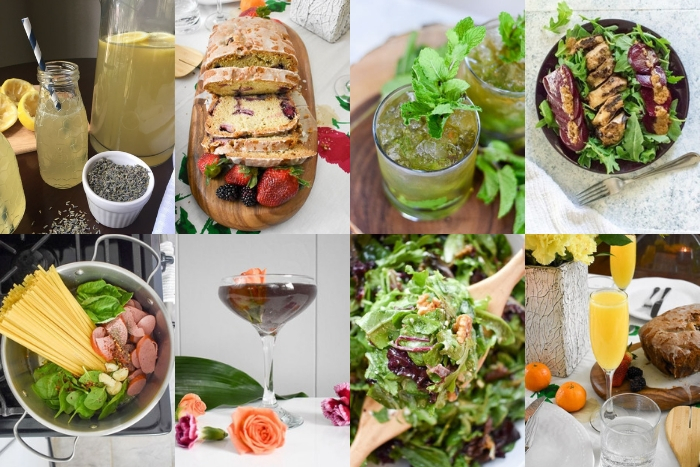 10 Recipes to Make This Spring