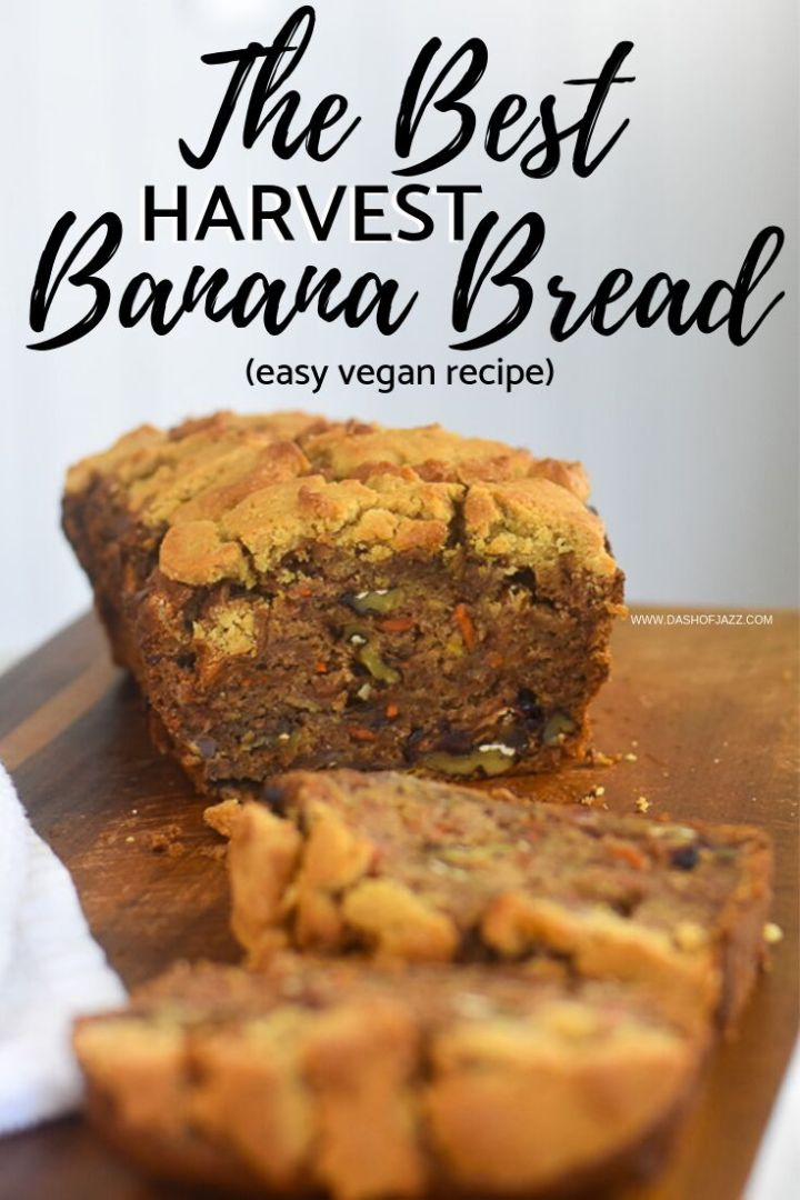 Harvest Banana Bread Pin