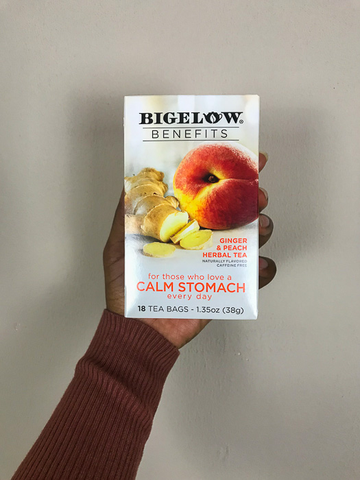 Bigelow Benefits Calm Stomach tea