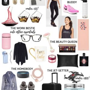 30 Gifts for Every Woman on Your List