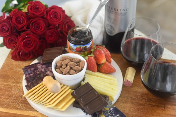Build a Fancy Date Night Cheese Plate for $20