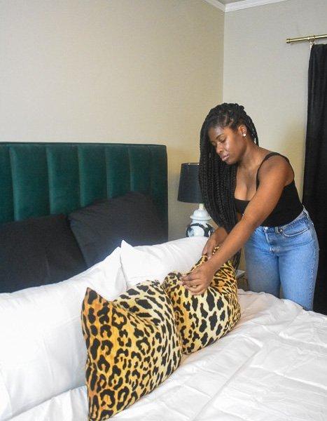 Guest Bedroom Makeover with Wayfair