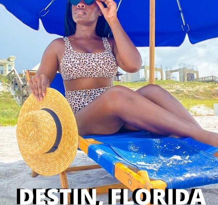 Destin & Seaside, Florida Look Book