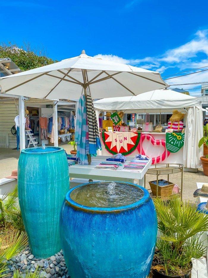 outdoor shop in 30A Florida