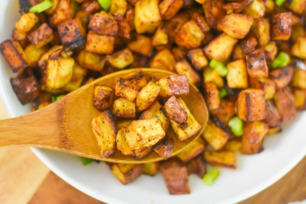 Smoky Baked Breakfast Potatoes