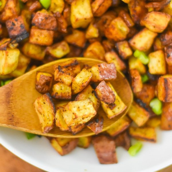 Smoky Baked Breakfast Potatoes