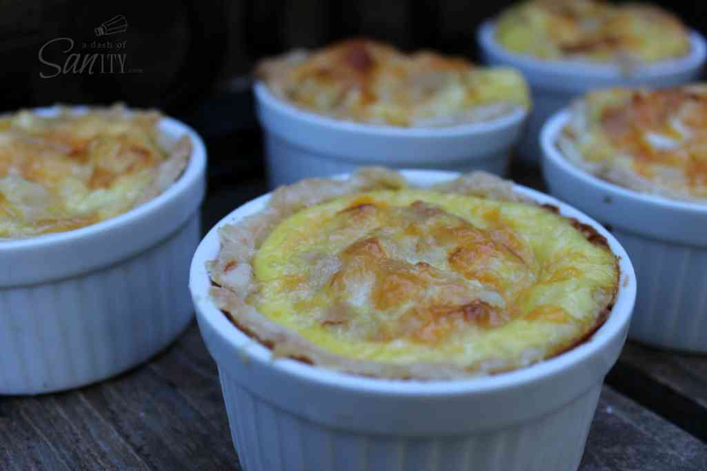 kThis Easy Mini Breakfast Quiche recipe is a great way to make a delicious yet healthy breakfast in just a few easy steps.