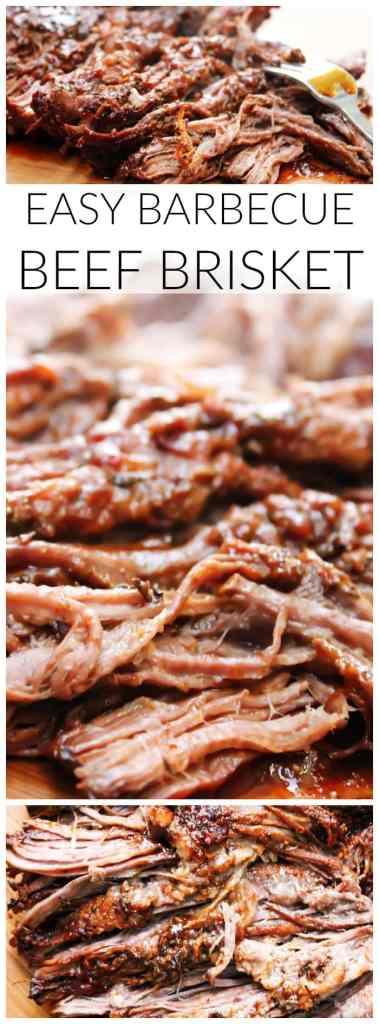 Easy Barbecue Brisket LONG PIN