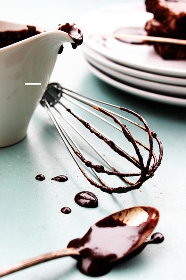 With a few simple ingredients & just 10 minutes, you're ready to make Best Ever Hot Fudge Sauce. Once you make this, you will never buy store bought again.