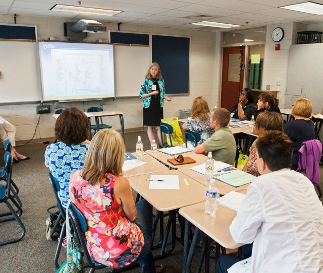 The Delaware Academy For School Leadership Hosts The Annual Policy Practice Institute Delawares Conference On Public Education Each June In