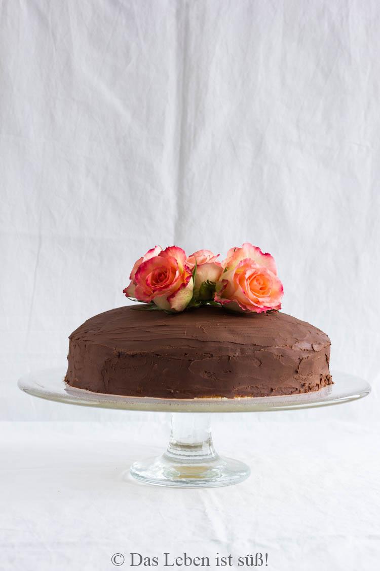 Schokoladen Torte-1