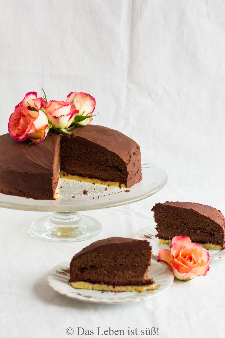 Schokoladen Torte-5