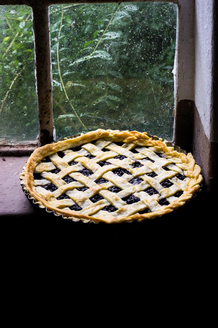 Blaubeer Pie (3 von 1)