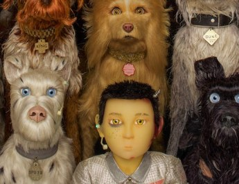 L'ISOLA DEI CANI - IL LAGER IN STOP MOTION DI WES ANDERSON