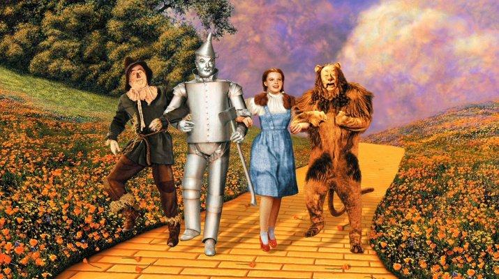 Il mago di Oz, 80 anni di colori, musica e magia