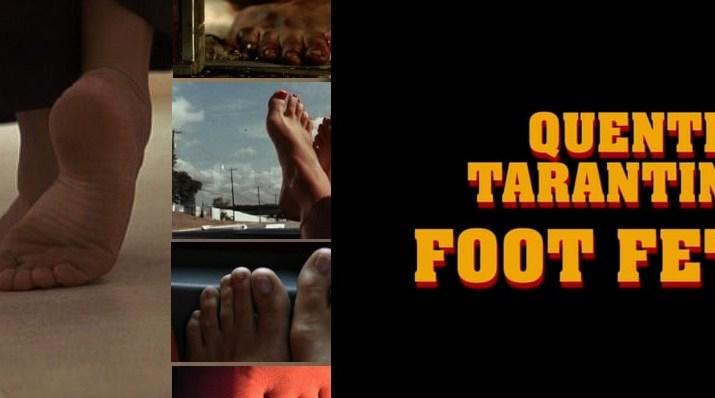 Quentin Tarantino e il foot fetish: passione o firma d'autore?