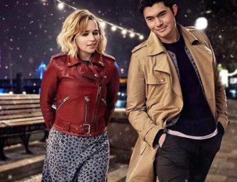 """Last Christmas, il film """"fuori dal coro"""" con Emilia Clarke ed Emma Thompson"""
