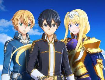 Sword Art Online III, Alicization Episodes
