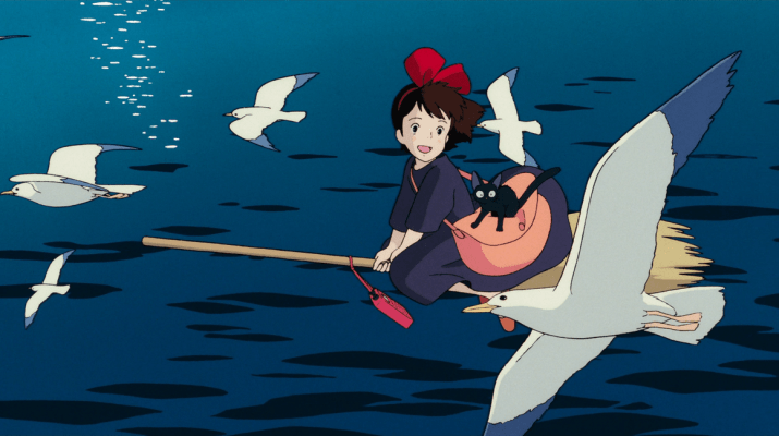 #GhibliSuNetflix: Kiki consegne a domicilio (1985)