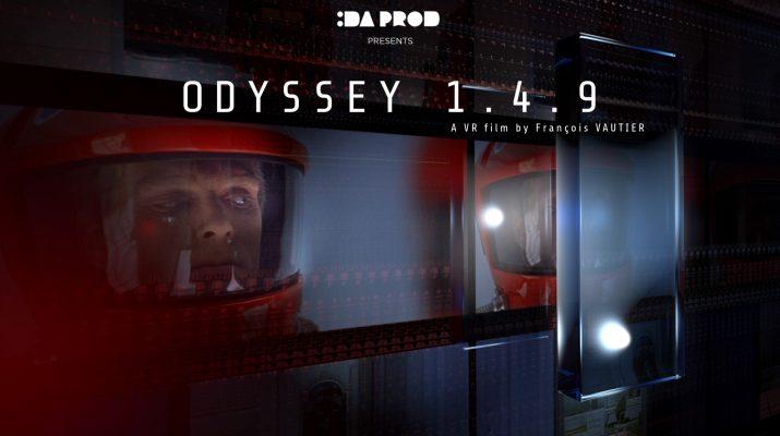 #Londra2020: Odissey 1.4.9, Stanley Kubrick in realtà virtuale