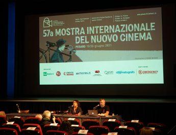 Incontro con Minjung Kim, Luiza Gonçalves, Gianmarco Donaggio e Eryc Rocha al Pesaro Film Festival