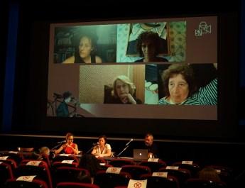PesaroFF57: incontro con le produttrici de L'immagine e il suo doppio e Q&A con Luca Ferri e Lynne Sachs