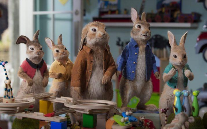 Peter Rabbit 2 recensione film