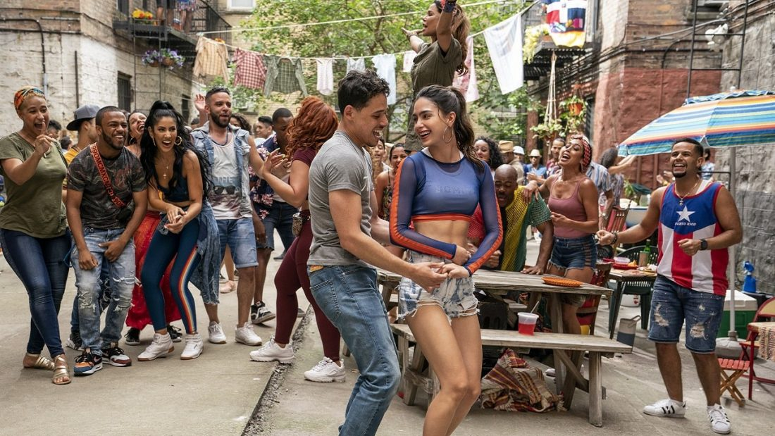 In The Heights, recensione: tutte le strade portano a Washington Heights