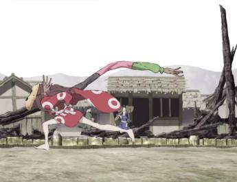 Inu-oh, recensione del film di animazione di Masaaki Yuasa
