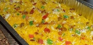 Special Zarda Rice Recipe