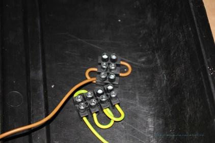 Anschluss für LED Streifen