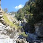 Farchant - Waldlehrpfad Entdeckungen 8 Kuhfluchtwasserfälle