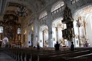 Benediktbeuren Kloster