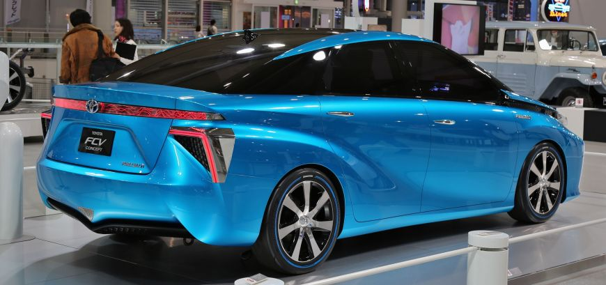 A future for hydrogen after all