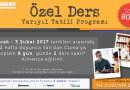 DAS Akademie Yarıyıl Tatili Özel Ders Programı