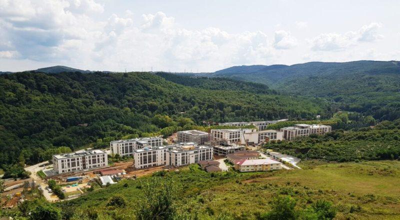 Türk Alman Üniversitesi kampüs