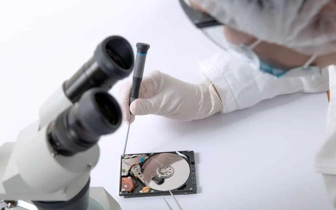 Affordable Data Recovery in Providence