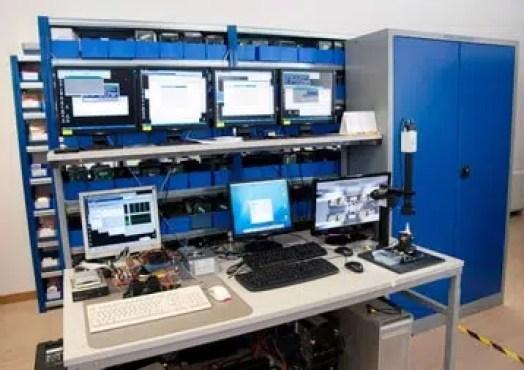 Data Recovery Laboratory Workstation