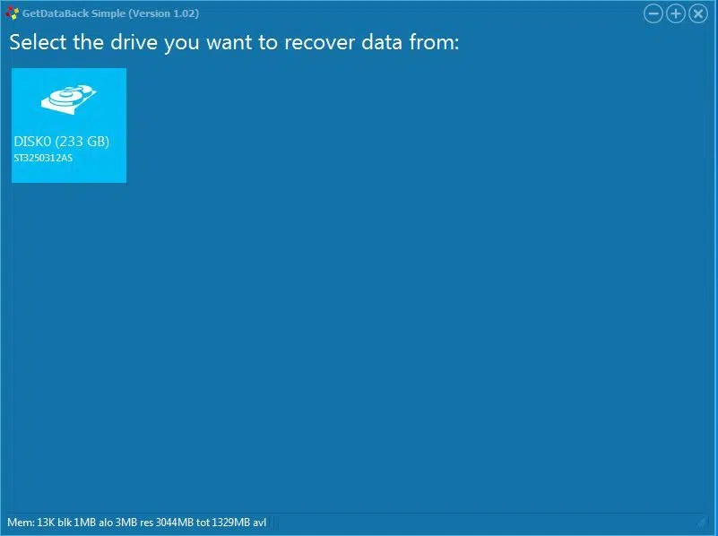 getdataback simple data recovery full crack