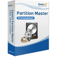 EaseUS Partition Master Pro Box