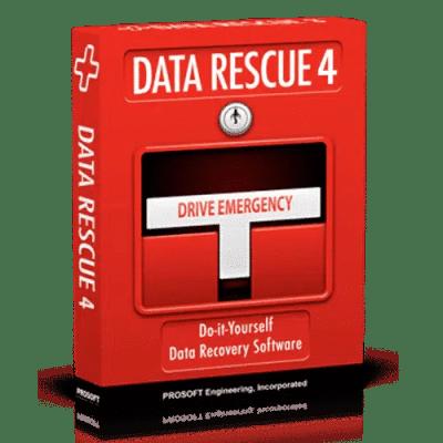 Data Rescue 4