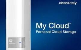 WD My Cloud