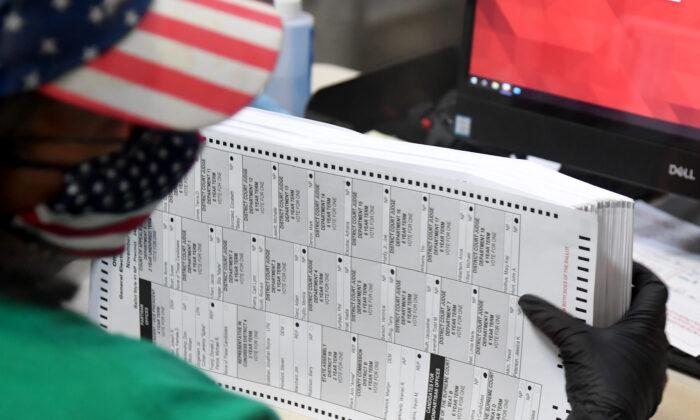 JUDGE BLOCKS CERTIFICATION OF ELECTORAL RESULTS IN PENNSYLVANIA